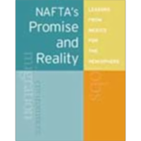 NAFTA'S PROMISE AND REALITY - Lessons from Mexico for the Hemisphere icon