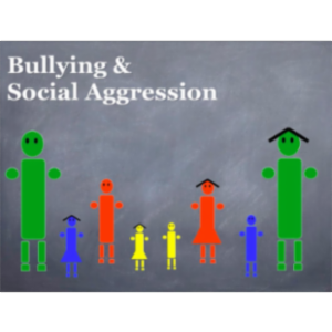 Bullying & Social Aggression icon