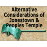 Alternative Considerations of Jonestown and the People's Temple icon