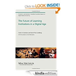 The Future of Learning Institutions in a Digital Age icon