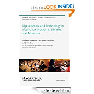 Digital Media and Technology in Afterschool Programs, Libraries, and Museums icon