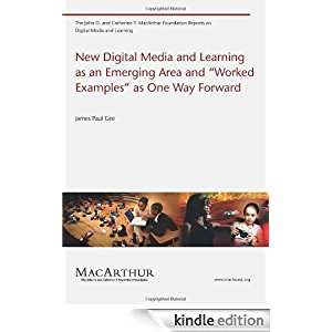 "New Digital Media and Learning as an Emerging Area and ""Worked Examples"" as One Way Forward icon"