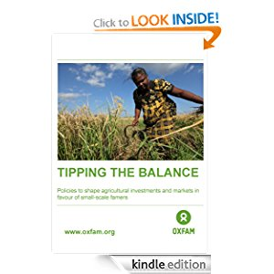 Tipping the Balance: Policies to shape agriculture investments and markets in favour of small-scale farmers icon