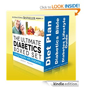 The Ultimate Diabetics Boxed Set: Living Happily with Diabetes (Living with Diabetes icon