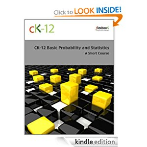 CK-12 Probability and Statistics - Basic (a Short Course) icon