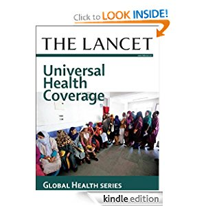 The Lancet: Universal Health Coverage: Global Health Series icon