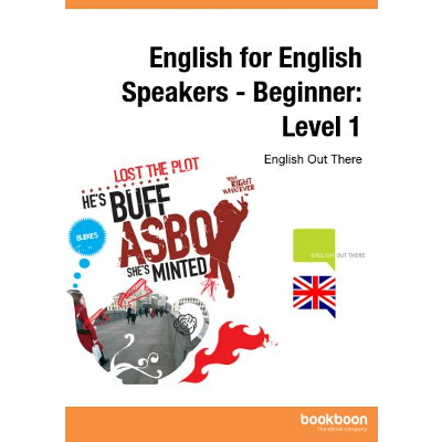 English for English Speakers - Beginner: Level 1 icon