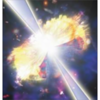 Gamma Ray Bursts Educator's Guide icon