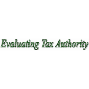 Evaluating Tax Authority icon