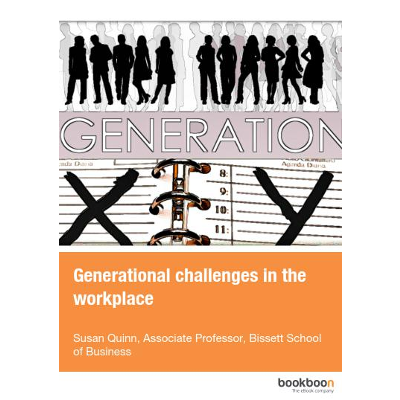 Generational challenges in the workplace icon