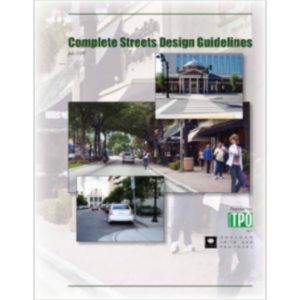 Complete Streets: presentation