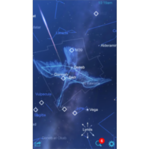 Star Chart App for iOS icon
