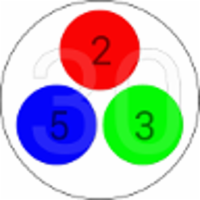 Touch Natural Numbers App for Android icon