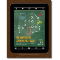 The New Digital Learning Playbook:  Understanding the Spectrum of Students' Activities and Aspirations icon