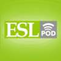 ESL Learning Objects: ESL PODCASTS icon