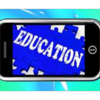 Increasing Access through Mobile Learning icon