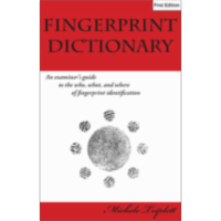 Fingerprint Dictionary icon