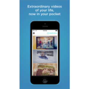 Animoto Video Maker App for iOS icon
