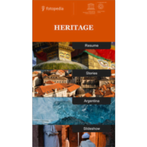 Fotopedia Heritage App for iOS icon