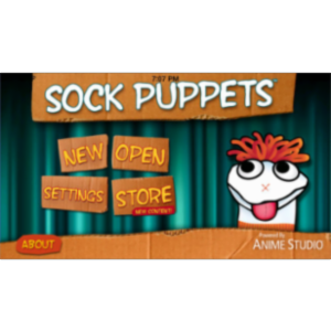 Sock Puppets App for iOS icon