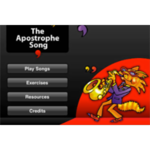 The Apostrophe Song icon
