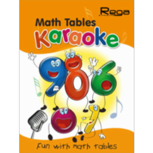 Math Table-Karaoke App for iPad icon