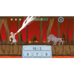 Zeus vs Monsters App for iOS icon