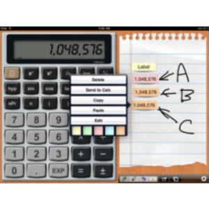 Calc XT App for iPad icon