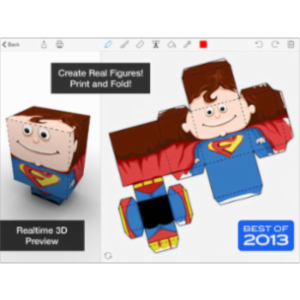 Foldify App for iPad icon
