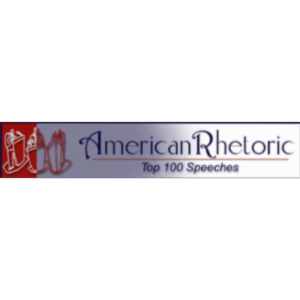 American Rhetoric: Top 100 Speeches icon