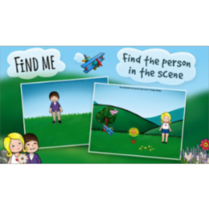 FindMe(Autism) App for iOS icon