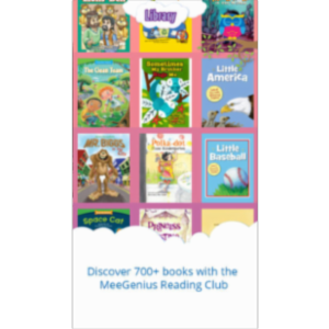 MeeGenius - Read Along Library of Children's Books App for iOS icon