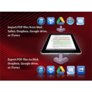 pdf-notes App for iPad