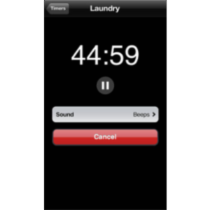 Timer+ App for iOS icon