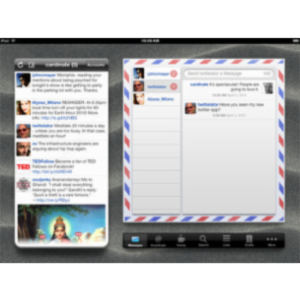 Twittelator App for iPad icon