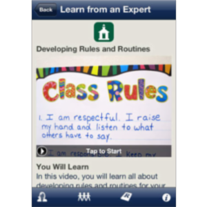 Classroom Management Essentials App for iOS icon