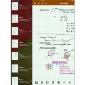 smartNote App for iPad icon
