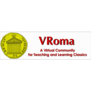 VROMA: A Virtual Community for Teaching and Learning Classics icon