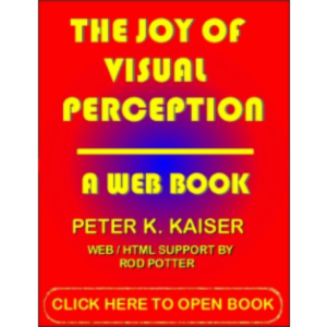 A web book, The Joy of Visual Perception icon
