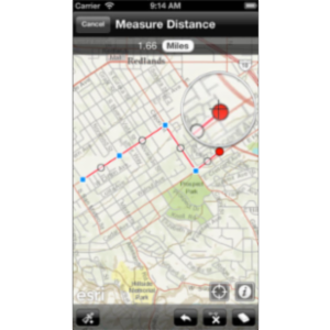ArcGIS App for iOS