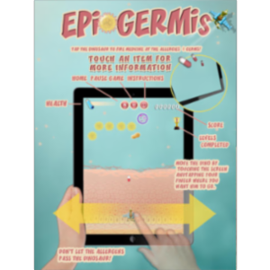 EPI-GERMIS App for iPad icon