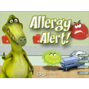 Allergen Alert App for iOS icon