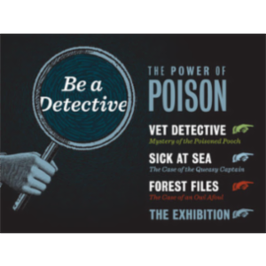 Power of Poison App for iPad icon