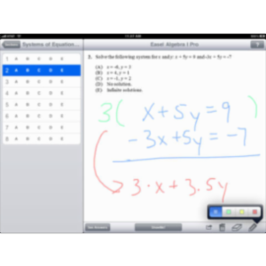 Algebra Pro App for iOS icon
