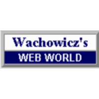 Wachowicz's Web World: Web Sites for Discerning Finance Students icon
