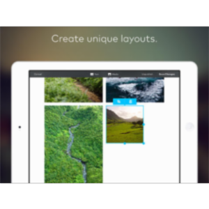 Storehouse - Visual Storytelling App for iPad icon