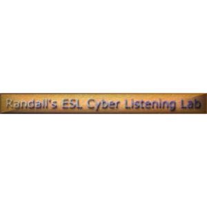 Randall's ESL Cyber Listening Lab icon