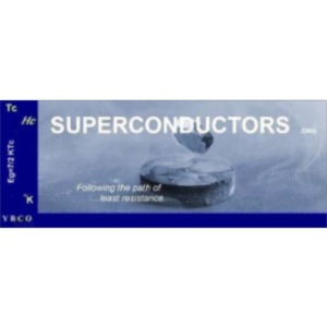 superconductors icon