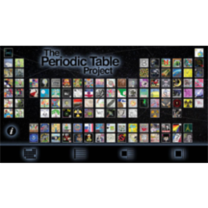 The Periodic Table Project App for iOS icon