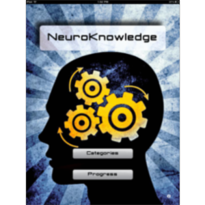 NeuroKnowledge App for iPad icon
